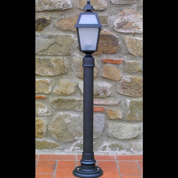 Baschera illuminazione lampade da esterno classiche o for Lampade da esterno